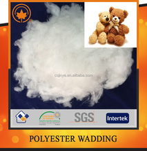 Plush toy filling material
