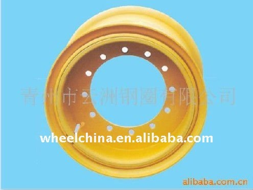 Wheel / Car wheel--loader wheel