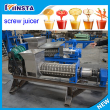 High capacity industrial fruit presses sale