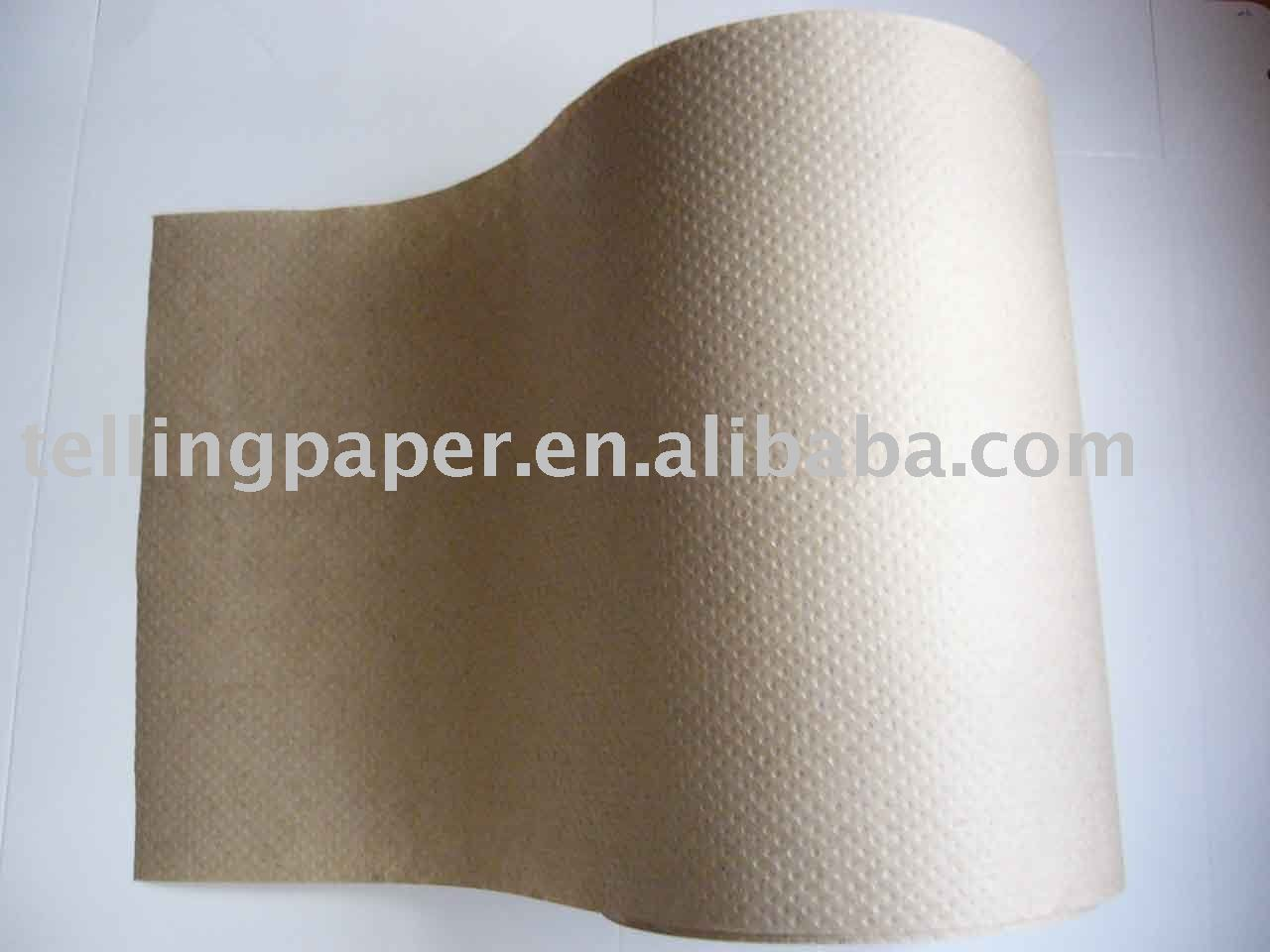 Industrial paper towel jumbo roll / hand towel