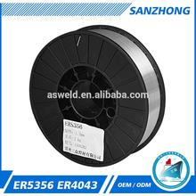 D270 spool wire welding aluminum welding wire mig welding wire 1.2mm with ISO CE TUV