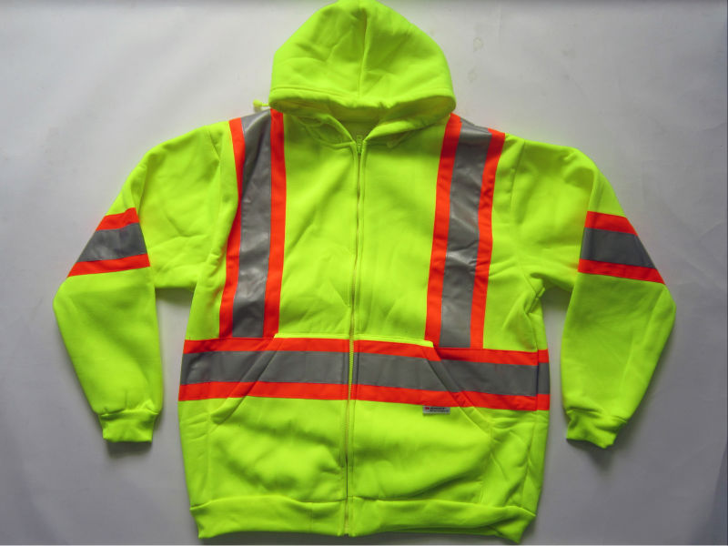 High Visibility safety work wear
