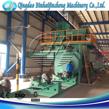 drill pipe cleaning machine