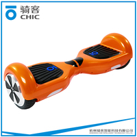 Hands free IO Chic smart self balancing electric scooter with imported motor and battery