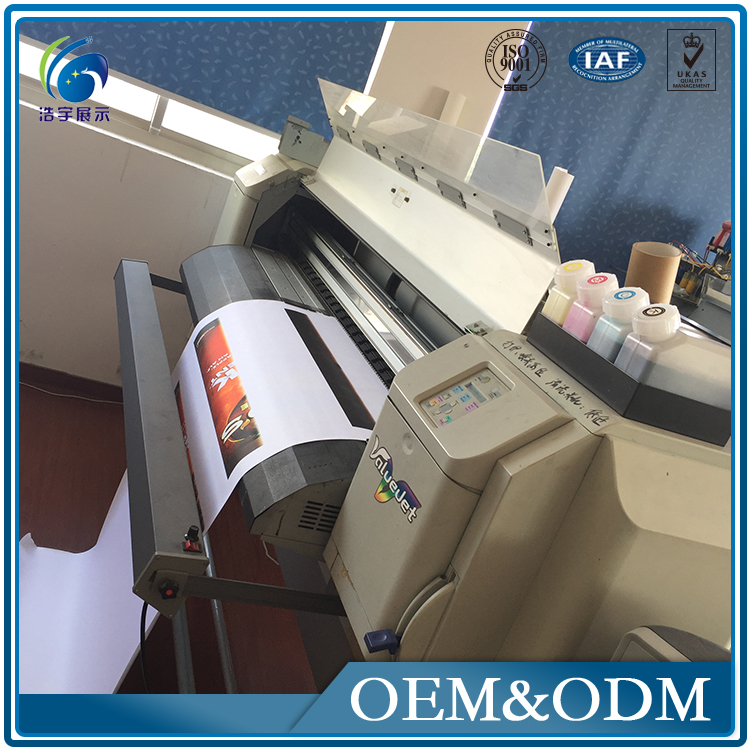 A2 A3 Advertising Display Multicolor Digital Paper Printing Machine