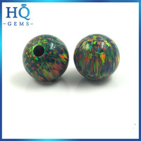 Synthetic mystic green fire opal cheap price for sale