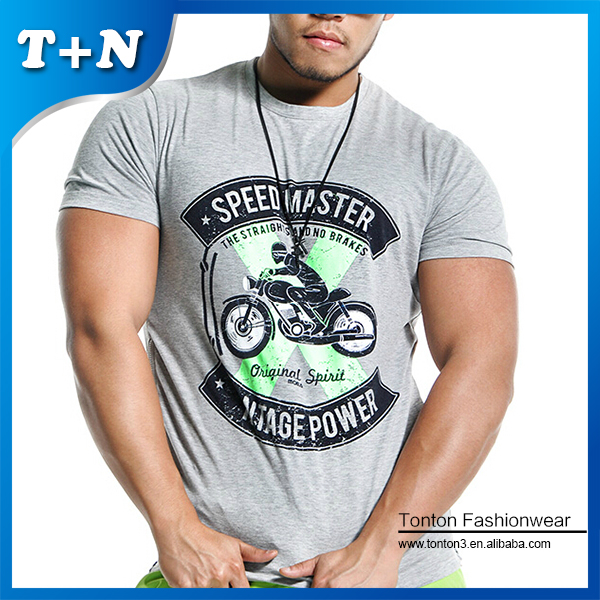 custom oem workout gym t shirt screen printing with zipper