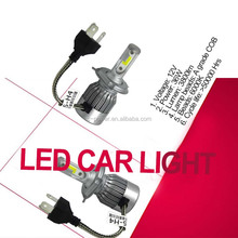 High power 160W 12000LM LED 9004 9007 H4 H13 car headlight manufacturer