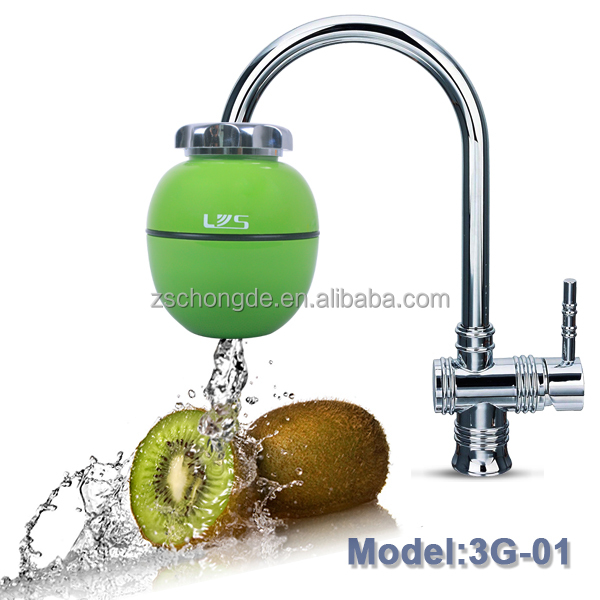 mini crystal carbon kitchen faucet water filter buy comparison of faucet mounted water filters chlorine filters