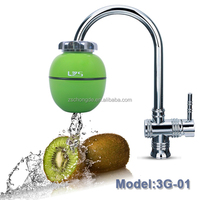 Mini Crystal Carbon Kitchen Faucet Water Filter