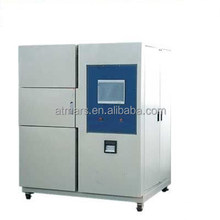 air cycle 2 zones thermal shock test chamber