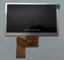 4.3inch lcd panle 480*272 40PIN ILI6840H with touch panel