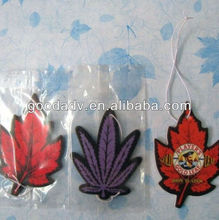 Customized paper air freshener - fragrant promotional gifts