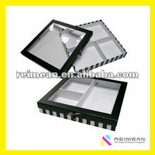 2012 New Design Clear Lid Gift Boxes