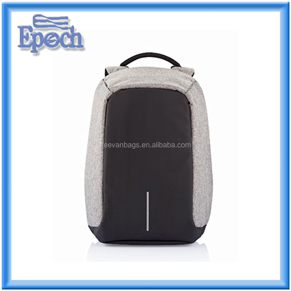 600D nylon backpack Anti-theft backpack laptop backpack for college students, anti thief backbags for business travel