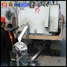 Hydraulic hot melt kettle/paint preheater/hydraulic machine