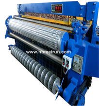 brick force and steel wire mesh spot wire mesh welding machine
