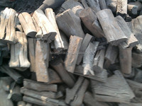 Natural shape mangrove wood charcoal for BBQ