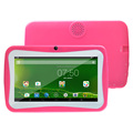 Boxchip Q704 7 Inch Quad Core Lovely Android Educational Kids Tablet PC WIFI Tablet