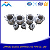 Most popular high quality reduce vibration and noise pipe ends compensator