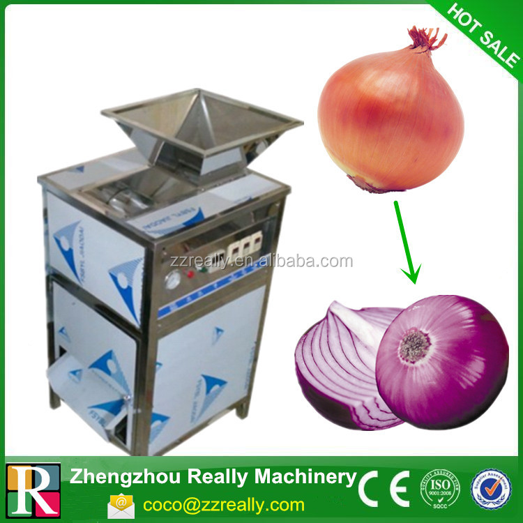 Professional factory price garlic & onion peeler machine
