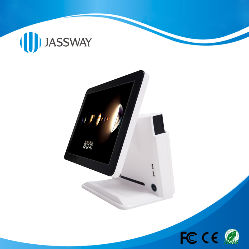 15 inch touch screen pos/Easy to operate touch point of sale /stable pos system