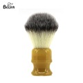 Belifa resin handle mens synthetic shaving brush