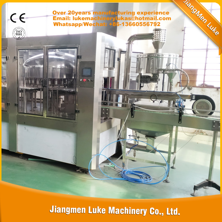 The best selling products Liquid Level water filling machine production line