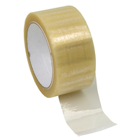 Office Security Seal Clear Adhesive Tape