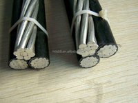 0.6/1KV Overhead Insulted Cable