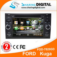 FOD-7829GD DVB-T MPEG-2/ MPEG-4 for Ford Fiesta multimedia system