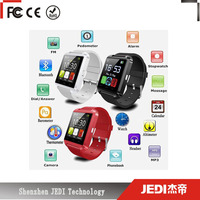 Made in china low price android 4.4 smart watch waterproof for mobile phone