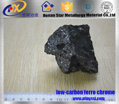 Export Low Carbon Ferrochrome/LC Ferro Chrome/Low Carbon FeCr