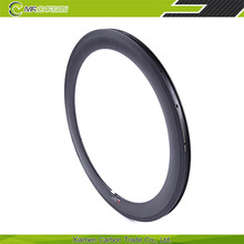 60mm carbon clincher rim high TG resin 23mm width road bicycle parts carbon rims 700C