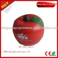 PU Apple Shape Stress Ball