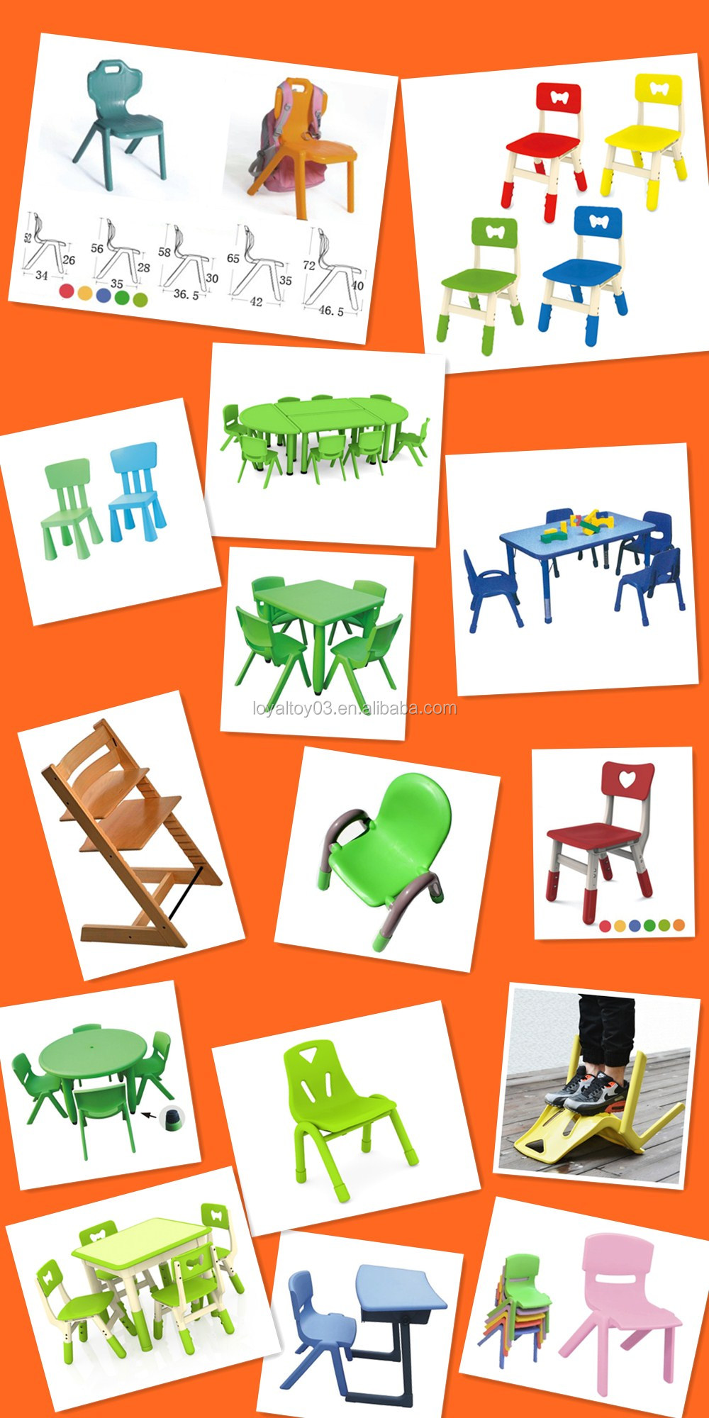 2016 NEW KID CHAIR ,PRESCHOOL CHAIR,DAYCARE CHAIR,HOT SALE with low cost