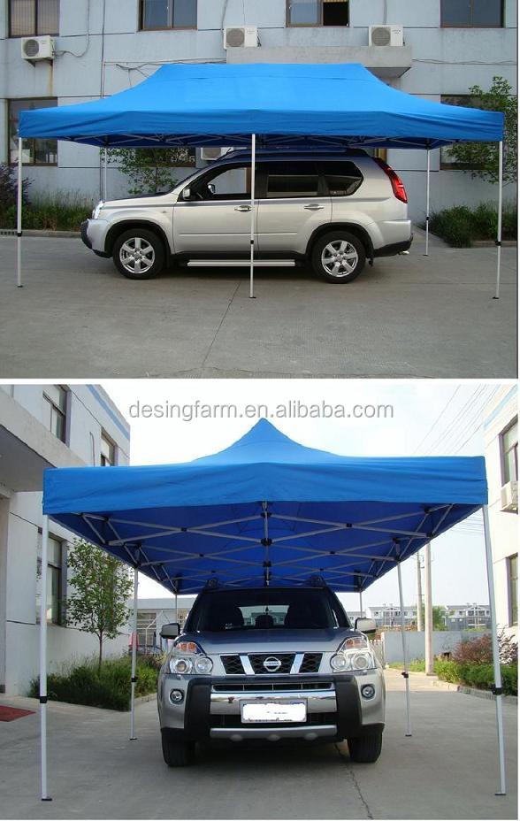 Canvas Car Garage : Folding canvas car garage shelter buy