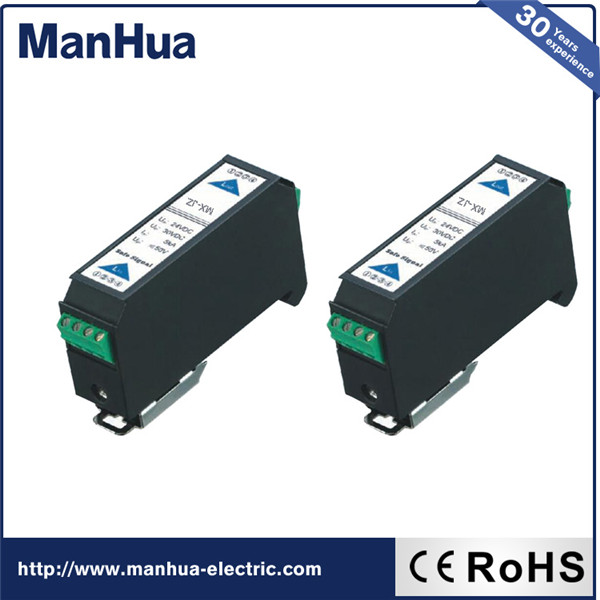 Manhua hot product 2017 6VDC RJ45 network surge protector lightning arrestor surge protective device