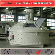1000L MP1000 Vertical Shaft Planetary Concrete Mixer, Concrete Pan Mixer for sale in China