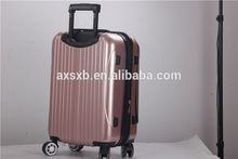 Directly sale colorful strong ladies laptop trolley luggage