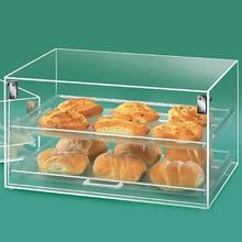 Countertop acrylic bakery display case for sale