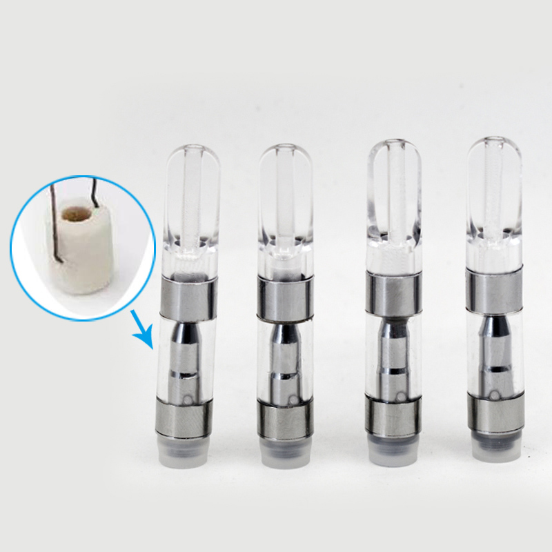 Cheap price 510 disposable atomizer Vape Pen Thick CBD Co2 Oil Cartridge