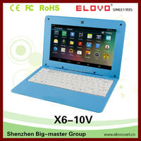 cheapest 10 inch oem laptop with camera wifi manufacturer