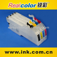Hot ! Factory wholesale high quality Brother LC38 LC39 LC985 Refillable ink cartridge/ink cartridge/refill cartridge- long/short