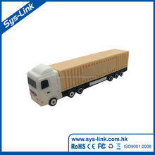 2017 hot sales 3D truck usb flash drive promotional gift