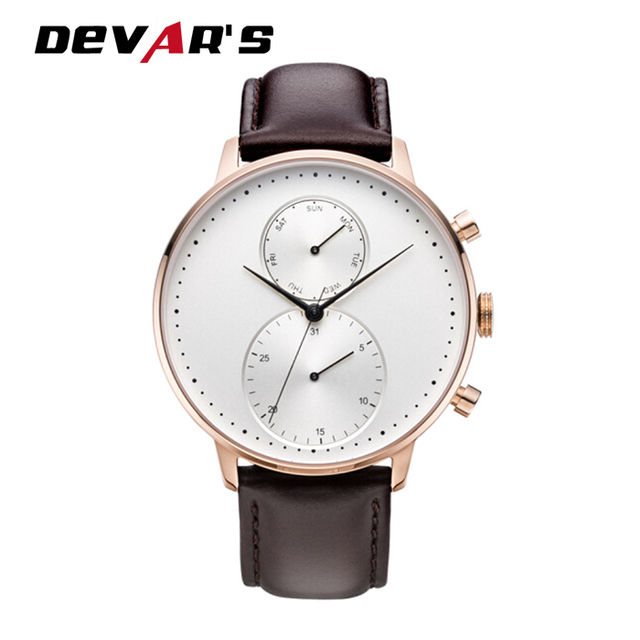 2018 New promotional japan movt watch sr626sw price custom your own logo men women rose gold plated wrist watch