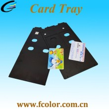 Manufacture PVC ID Card Printer Tray for Epson R200 R210 R220 R230 R300 R310 R320 R350