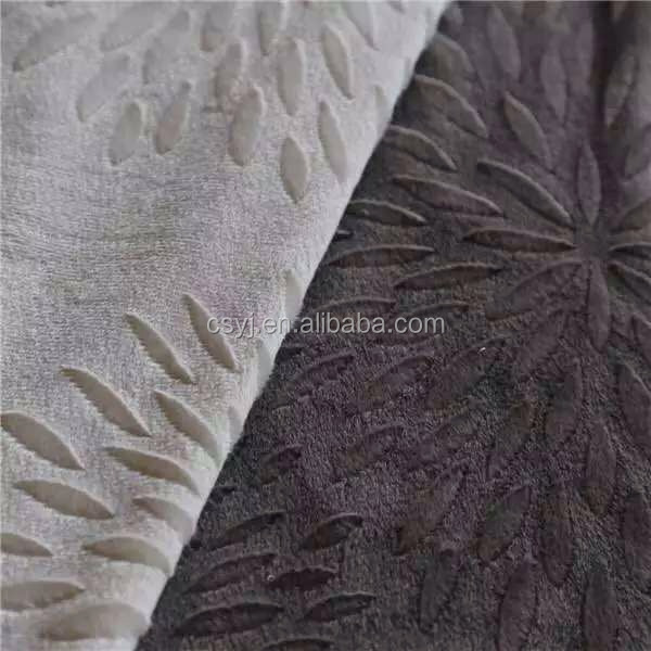 2015 Cheaper Printed Fabric 100%polyster sofa fabric