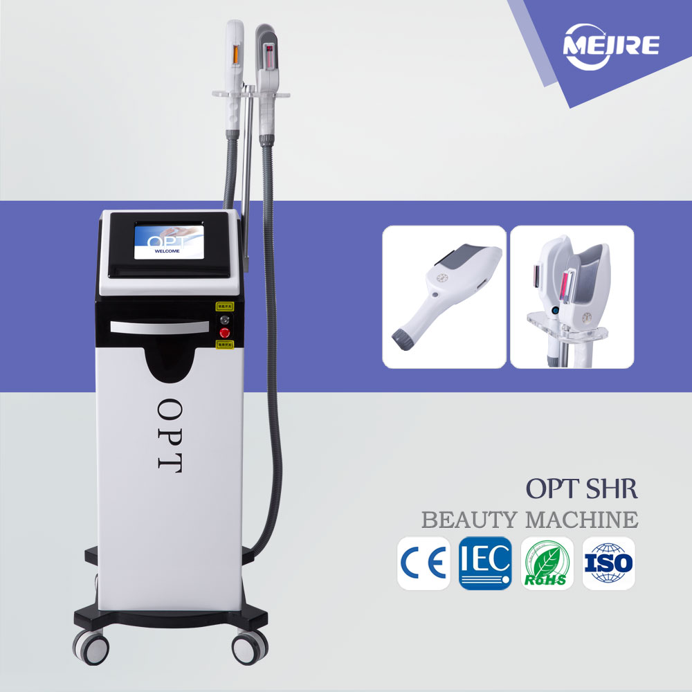 CE certificate high power OPT IPL machine SR&HR order elight IPL machine for hair removal