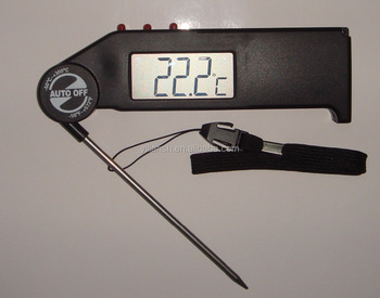 Digital folding Probre cooking Thermometer